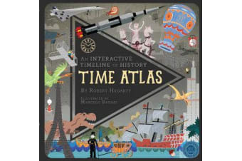 Time Atlas - An Interactive Timeline of History