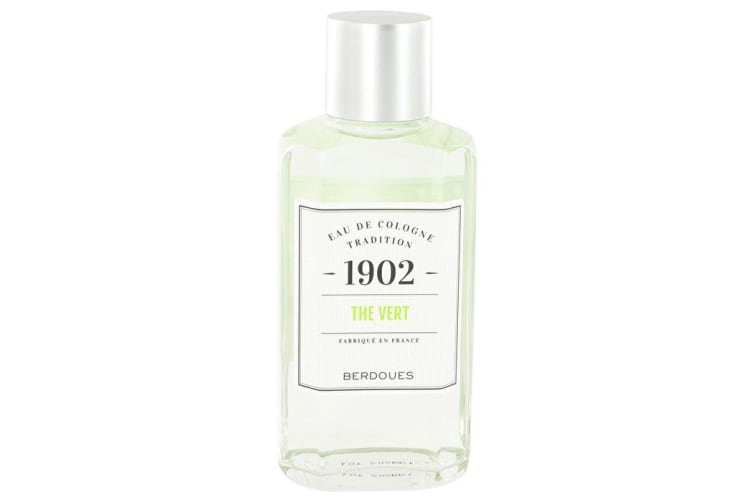 Berdoues 1902 Green Tea Eau De Cologne (Unisex) 245ml