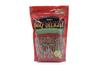 BBQers Delight Smoking Pellets (Apple)