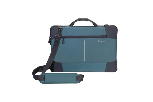 "Targus Bex II Slipcase for 15.6"" Notebooks - Stone Blue/Black"
