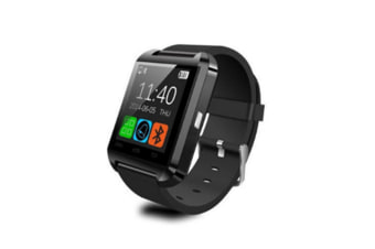 Smart Watch For Android Phones,Smart Watches With Text,Bluetooth Watch Phone Black