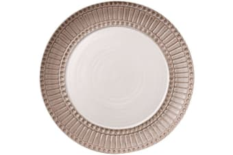 Ladelle Cove Taupe Platter 38.5cm