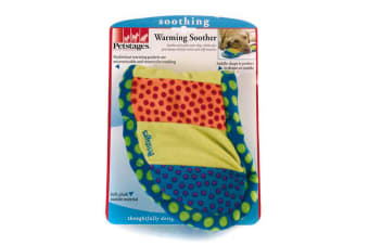 Petstages Microwaveable Warming Dog Soother (Multicoloured) (One Size)