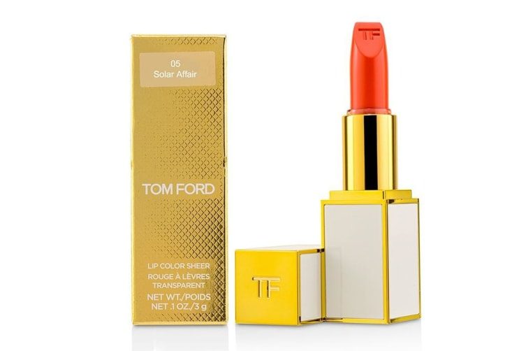 Tom Ford Ultra Rich Lip Color - # 05 Solar Affair 3g