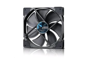 FRACTAL DESIGN FD-FAN-VENT-HP14 Venturi Series PWM Case Fan 140mm Black