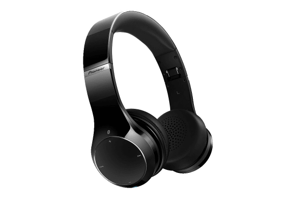 Pioneer Wireless Headphones (SEMJ771BTK) (Black)