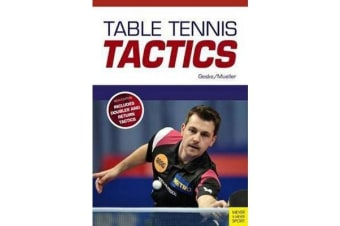 Table Tennis Tactics - Be a Successful Player