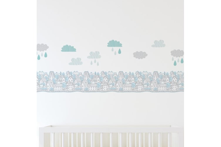 Lolli Living Wall decal set My City