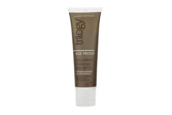 Trilogy Daily Defence Moisturiser With SPF 15 (50ml/1.69oz)