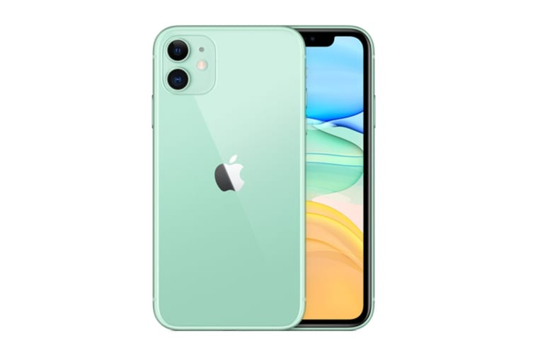 Apple iPhone 11 (256GB, Green)