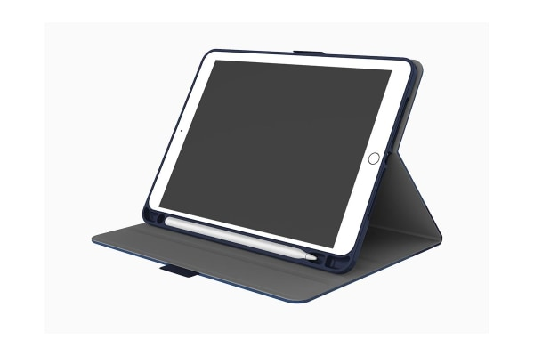 Cygnett TekView Slim Case for  iPad 9.7'' with Protective PC shell - Navy/ Blue (CY2166TEKVI)
