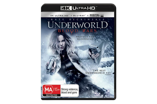 Underworld: Blood Wars 4K Ultra HD UHD