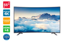 "Kogan 55"" Curved 4K LED TV (Series 9 MU9500)"
