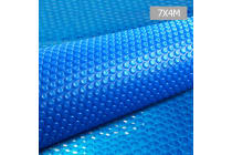 Solar Swimming Pool Cover Bubble Blanket 7m X 4m