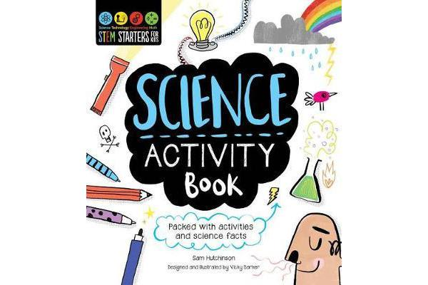 STEM Starters for Kids Science Activity Book