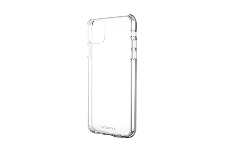 Cygnett AeroShield Slim Protective Case for iPhone 11 Pro - Crystal (CY2930CPAEG)