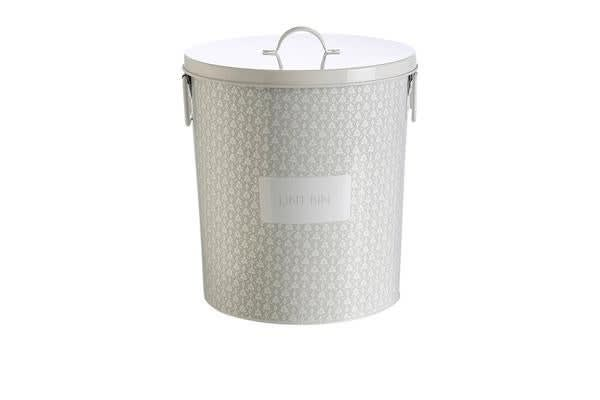 Retro Kitchen Lint Bin Spring Grey