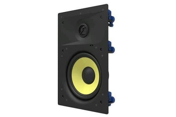 "Lumiaudio FLW-6 6.5"" 2-way IN-wall Frameless Speaker. Freq. Response 60Hz-20 KHz. RMS Power 60W"