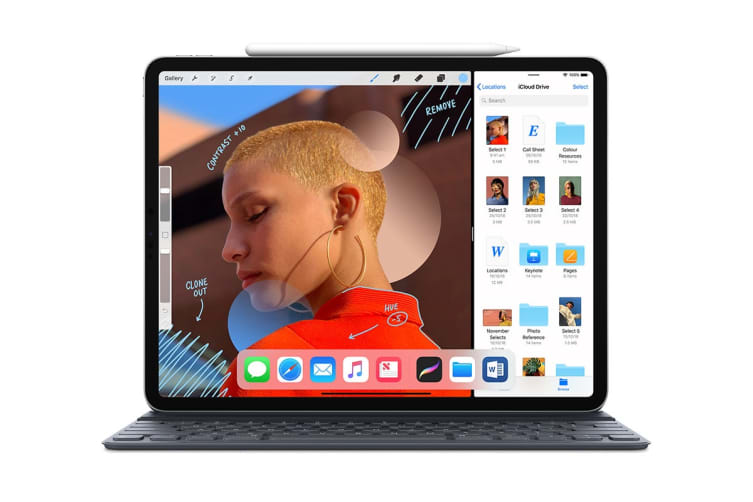 "Apple iPad Pro 12.9"" 2018 Version (512GB, Cellular, Silver)"