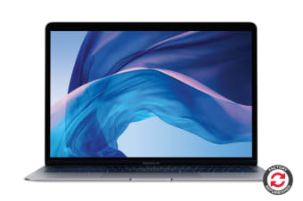 "Apple 13.3"" MacBook Air with Retina Display MRE82 (1.6GHz i5, 8GB RAM, 128GB SSD, Space Gray) - Apple Certified Refurbished"