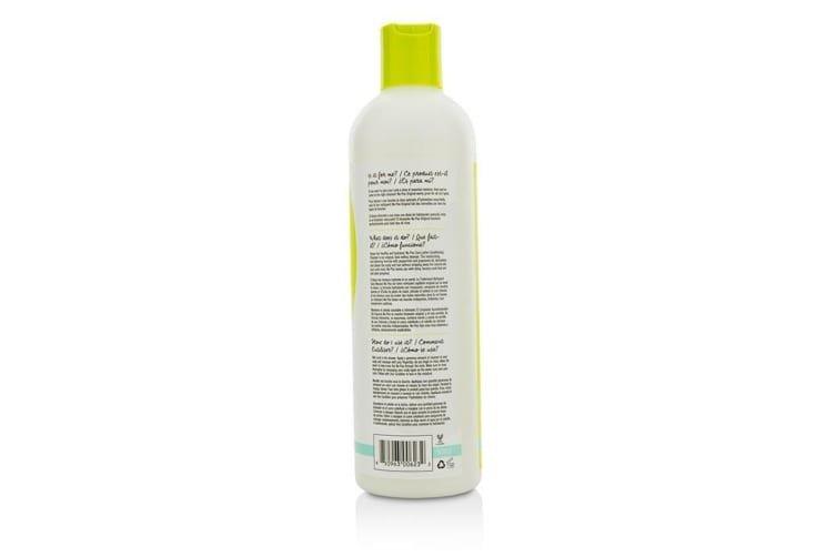 DevaCurl No-Poo Original (Zero Lather Conditioning Cleanser - For Curly Hair) 355ml