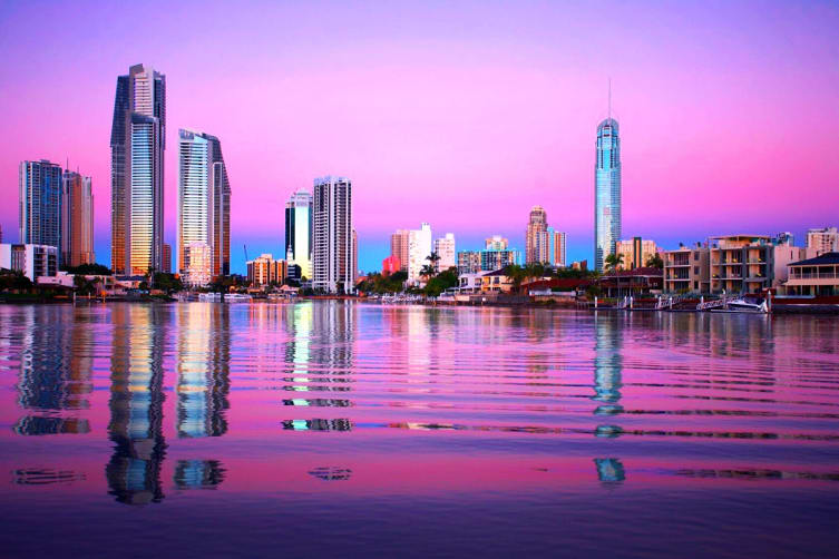 GOLD COAST: 5 Nights at Palazzo Colonnades in a 1 Bedroom Apartment Including Flights for Two (Departing ADL)