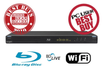 Wi-Fi Blu-ray Player with BD Live - Full HD 1080P
