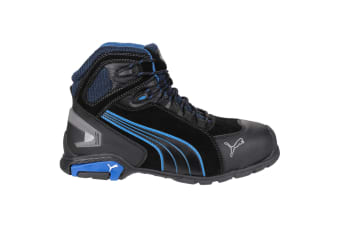 Puma Safety Rio Mid Mens Safety Boots (Black)