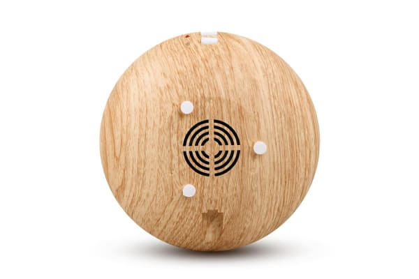 300ml 4-in-1 Acron Aroma Diffuser (Light Wood)