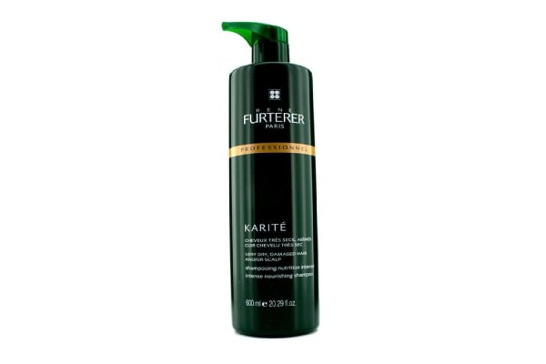 Rene Furterer Karite Intense Nourishing Shampoo - For Very Dry, Damaged Hair and/or Scalp (Salon Product) (600ml/20.29oz)