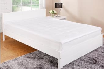 Ovela Luxury Pillow Top Mattress Topper