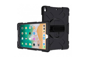 Armor-X (KKN Series ) Rugged Case Ultra 3 Layers Shockproof w/Hand Strap & KickStand w/Pen Holder