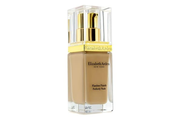 Elizabeth Arden Flawless Finish Perfectly Nude Makeup SPF 15 - # 12 Amber (30ml/1oz)