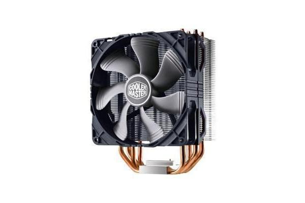 Cooler Master Hyper 212 X CPU Cooler 120mm new Smart Engine and 4th Generation Bearing Fan
