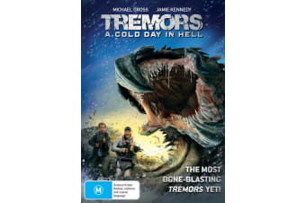 Tremors A Cold Day in Hell DVD Region 4