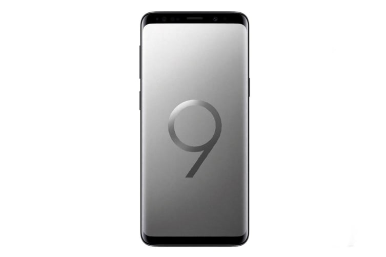 Samsung Galaxy S9 (256GB, Titanium Grey)