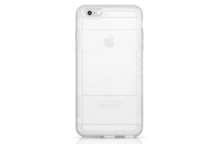 new concept 2813b 3166d Pelican Adventurer Case for Apple iPhone 6s / 6 - Clear/White