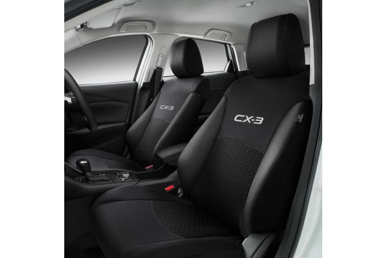 New Genuine Mazda CX-3 DK Front Seat Cover *Sold Individually* CX3 DK11ACSCF-A