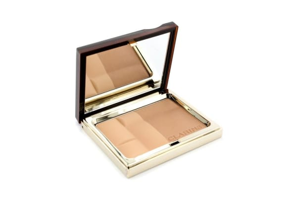Clarins Bronzing Duo Mineral Powder Compact SPF 15 - 01 Light (10g/0.35oz)