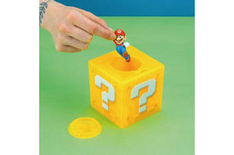 Super Mario Question Block Maze Coin Safe | Official Nintendo