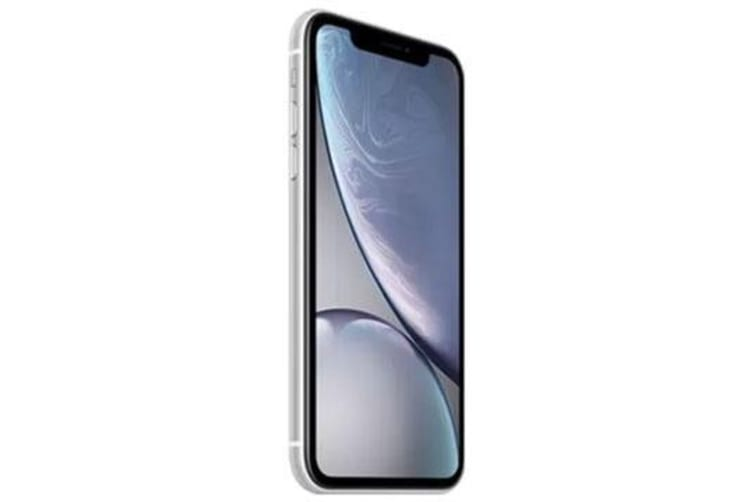 New Apple iPhone XR 128GB 4G LTE White (FREE DELIVERY + 1 YEAR AU WARRANTY)