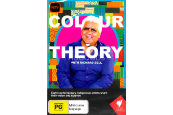 Colour Theory - Series Region All Rare- Aus Stock DVD NEW