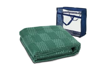 Heavy Duty Annex Matting 5 x 2.5M (Green)