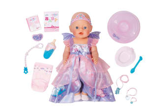 Baby Born Interactive Doll Wonderland Fairy