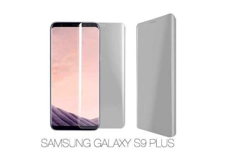 For Samsung Galaxy S9 PLUS Fully Curved 3D Edge High-Quality Screen Protector