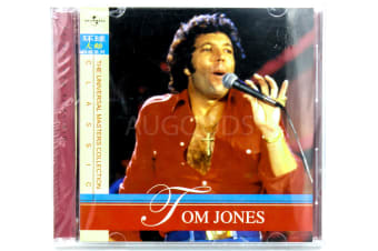 Tom Jones - Universal Masters Collection BRAND NEW SEALED MUSIC ALBUM CD