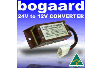 Bogaard 24V To 12V Volt Voltage Reducer Reduction Converter 5A Amp Output Cr-60