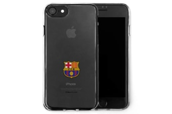 FC Barcelona iPhone 7/8 TPU Case (Transparent) (One Size)