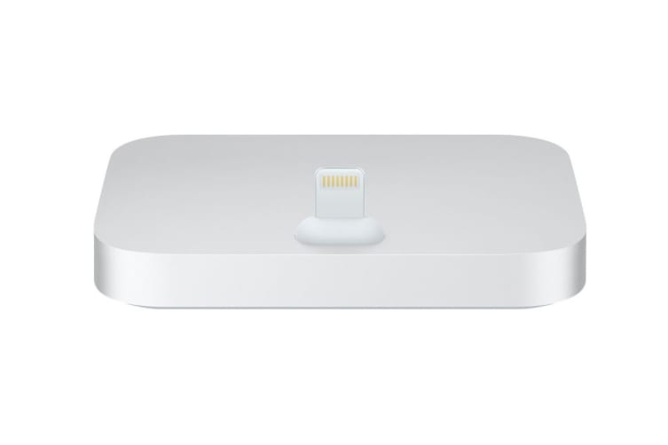 iPhone Lightning Dock (Silver)