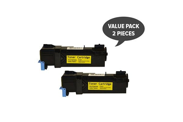CT201635 CP305 Yellow Generic Toner Cartridge (Two Pack)